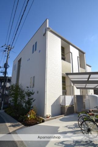 広島県広島市安佐南区、安東駅徒歩4分の新築 2階建の賃貸アパート