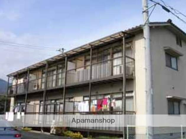 広島県広島市佐伯区、佐伯区役所前駅徒歩18分の築24年 2階建の賃貸アパート
