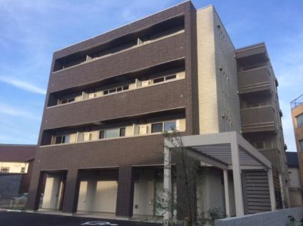 広島県大竹市、大竹駅徒歩2分の新築 4階建の賃貸マンション