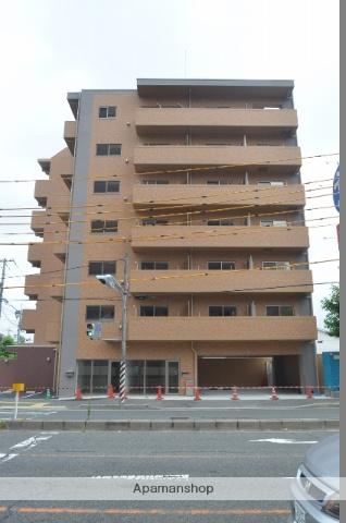 広島県広島市安佐南区、大町駅徒歩4分の新築 7階建の賃貸マンション