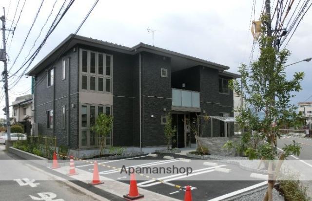 広島県広島市安佐南区、七軒茶屋駅徒歩17分の新築 2階建の賃貸アパート