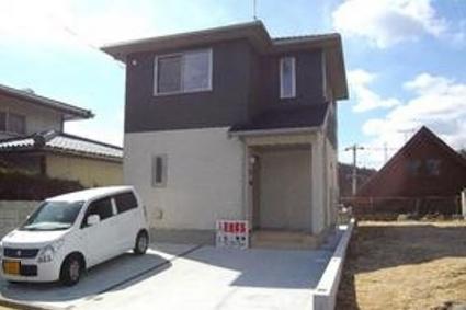 広島県広島市佐伯区、大塚駅徒歩15分の新築 2階建の賃貸一戸建て