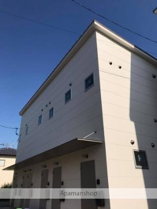 広島県広島市佐伯区、楽々園駅徒歩13分の新築 2階建の賃貸アパート