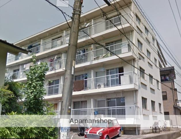 広島県安芸郡府中町、向洋駅徒歩17分の築38年 4階建の賃貸マンション