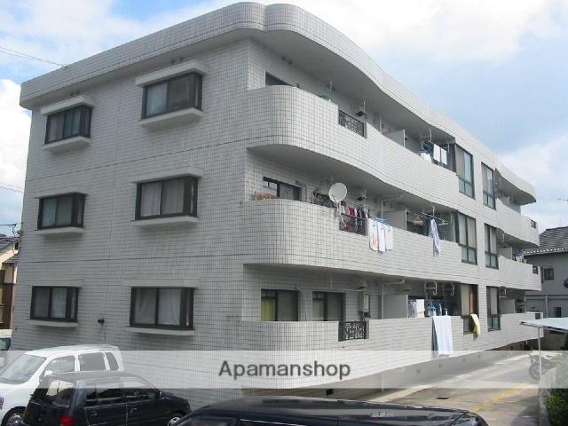 広島県広島市安佐南区、上八木駅徒歩6分の築28年 3階建の賃貸マンション
