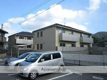 広島県広島市安佐南区、大原駅徒歩10分の築6年 2階建の賃貸アパート