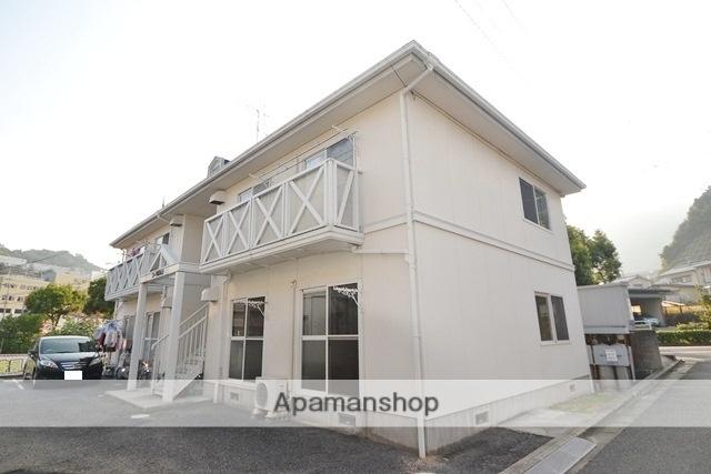 広島県廿日市市の築27年 2階建の賃貸アパート