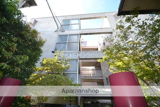 広島県広島市西区、西広島駅徒歩5分の築24年 4階建の賃貸マンション