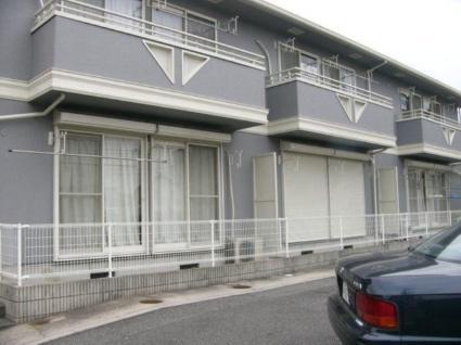 広島県広島市安佐南区、緑井駅徒歩9分の築23年 2階建の賃貸アパート