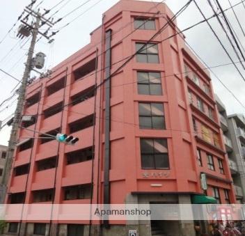 広島県広島市西区、観音町駅徒歩12分の築55年 5階建の賃貸マンション