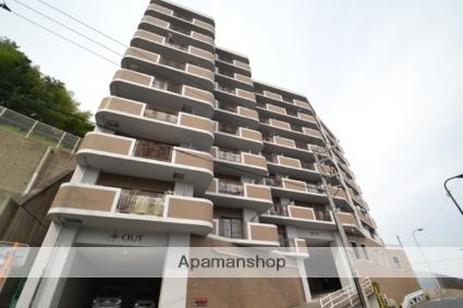 広島県広島市西区、西広島駅徒歩6分の築21年 8階建の賃貸マンション