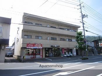 広島県広島市安佐南区、大町駅徒歩10分の築29年 3階建の賃貸マンション
