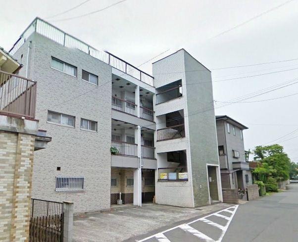 広島県広島市佐伯区、佐伯区役所前駅徒歩14分の築40年 3階建の賃貸マンション