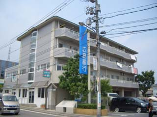 広島県廿日市市、宮内串戸駅徒歩20分の築20年 4階建の賃貸マンション