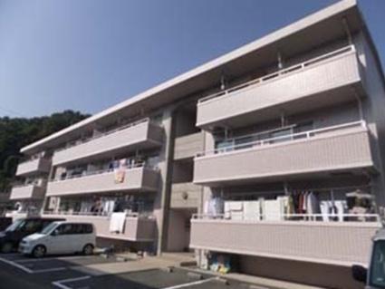 広島県廿日市市の築22年 3階建の賃貸マンション