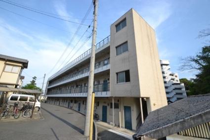 広島県広島市佐伯区、廿日市駅徒歩30分の築43年 3階建の賃貸マンション
