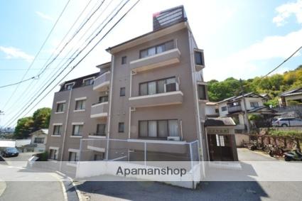広島県広島市西区の築20年 4階建の賃貸マンション