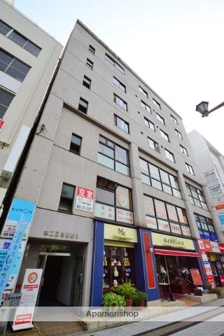 広島県広島市中区、原爆ドーム前駅徒歩4分の築42年 7階建の賃貸マンション