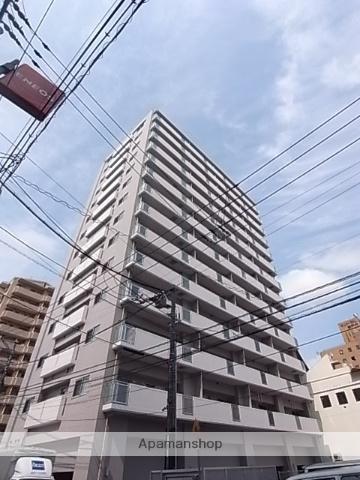 広島県広島市中区、別院前駅徒歩7分の築7年 14階建の賃貸マンション