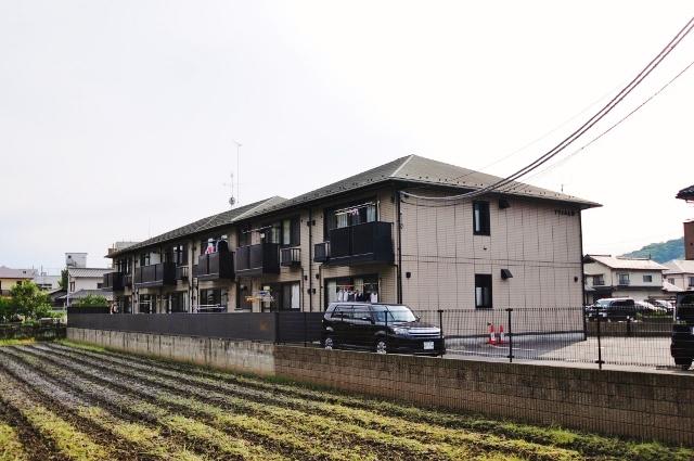 広島県安芸郡海田町の築12年 2階建の賃貸アパート