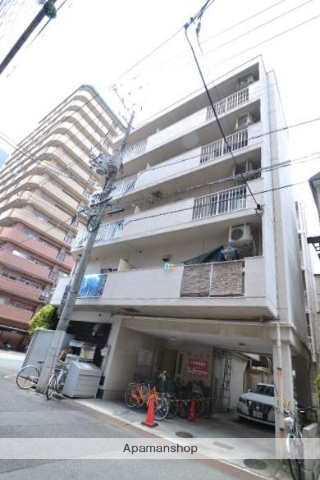 広島県広島市西区、天満町駅徒歩2分の築28年 5階建の賃貸マンション