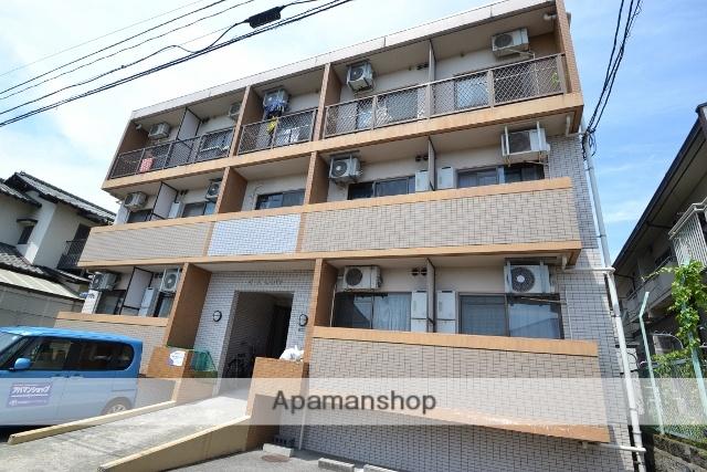 広島県広島市佐伯区、五日市駅徒歩22分の築21年 3階建の賃貸マンション