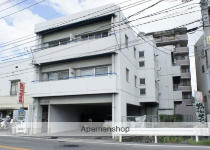 広島県広島市東区の築33年 3階建の賃貸マンション