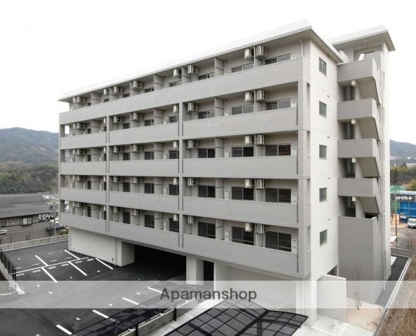 広島県広島市安佐南区、大塚駅徒歩9分の築10年 7階建の賃貸マンション