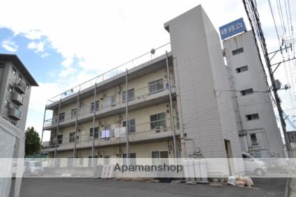 広島県広島市西区、東高須駅徒歩6分の築47年 3階建の賃貸マンション
