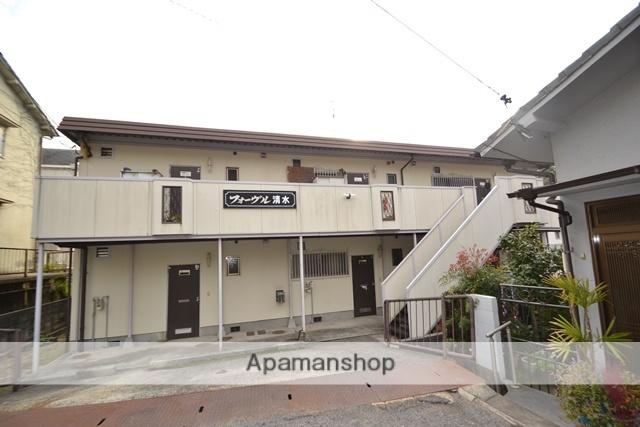 広島県安芸郡府中町、向洋駅徒歩12分の築31年 2階建の賃貸アパート