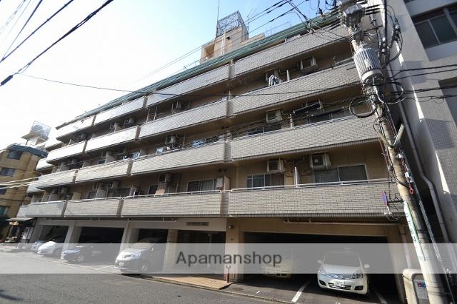 広島県広島市中区、原爆ドーム前駅徒歩5分の築31年 7階建の賃貸マンション