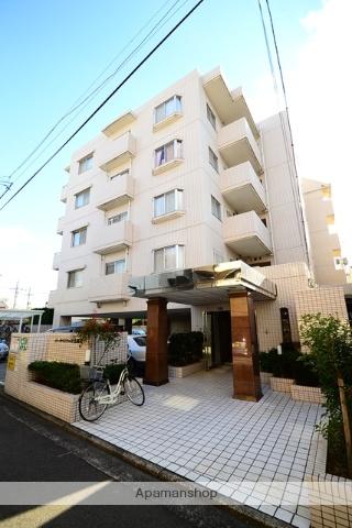 広島県広島市西区、天満町駅徒歩8分の築28年 5階建の賃貸マンション