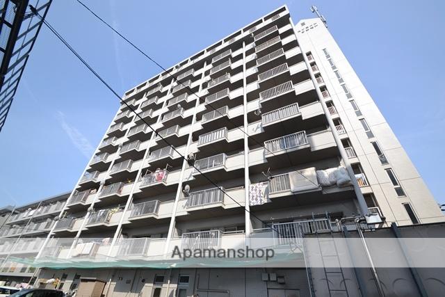 広島県安芸郡府中町、天神川駅徒歩18分の築28年 11階建の賃貸マンション