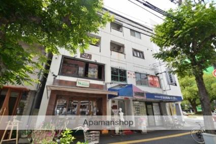 広島県広島市中区、立町駅徒歩11分の築31年 4階建の賃貸マンション