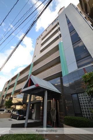 広島県広島市中区、本川町駅徒歩8分の築26年 8階建の賃貸マンション