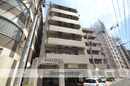 広島県広島市西区、安芸長束駅徒歩13分の築22年 6階建の賃貸マンション