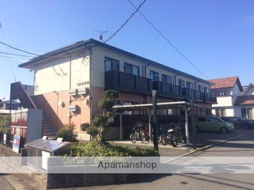 広島県広島市安芸区、矢野駅徒歩5分の築18年 2階建の賃貸アパート