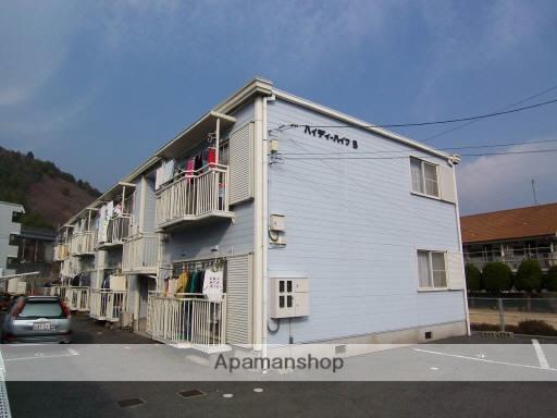 広島県広島市安佐南区、長楽寺駅徒歩20分の築26年 2階建の賃貸アパート