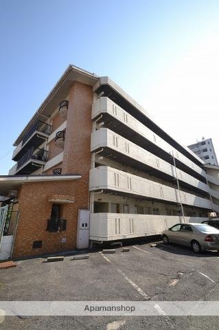 広島県広島市南区、向洋駅徒歩18分の築32年 4階建の賃貸マンション