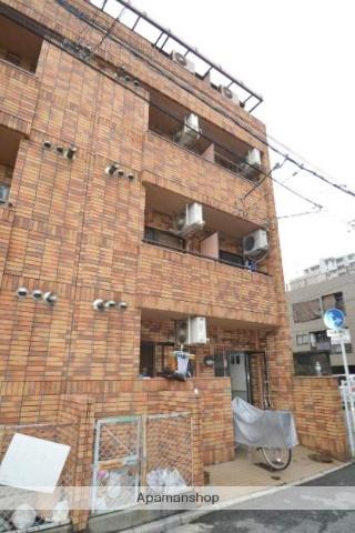 広島県広島市南区、海岸通駅徒歩5分の築27年 4階建の賃貸マンション