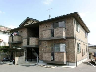 広島県広島市佐伯区、広域公園前駅徒歩18分の築9年 2階建の賃貸アパート