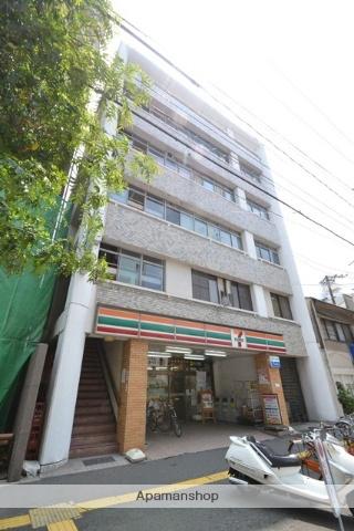 広島県広島市中区、日赤病院前駅徒歩11分の築49年 5階建の賃貸マンション