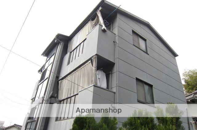 広島県安芸郡府中町、向洋駅徒歩11分の築22年 3階建の賃貸マンション