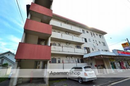 広島県広島市西区、高須駅徒歩6分の築46年 4階建の賃貸マンション