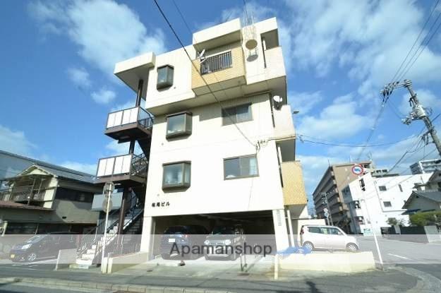 広島県広島市南区、宇品三丁目駅徒歩8分の築30年 4階建の賃貸マンション