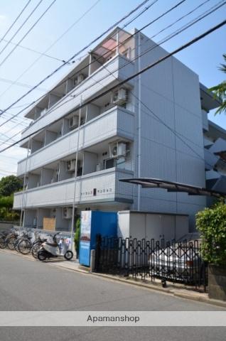広島県広島市佐伯区、佐伯区役所前駅徒歩18分の築28年 4階建の賃貸マンション