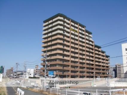 広島県広島市西区、横川駅徒歩6分の築11年 13階建の賃貸マンション