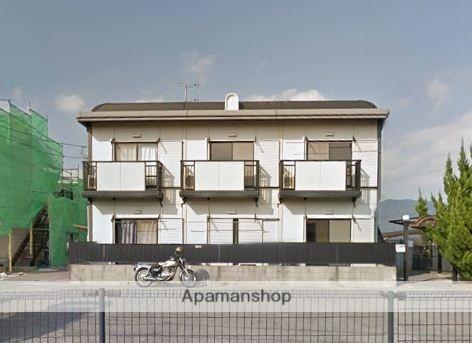 広島県安芸郡熊野町の築22年 2階建の賃貸アパート