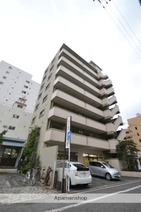 広島県広島市中区、舟入本町駅徒歩3分の築27年 8階建の賃貸マンション