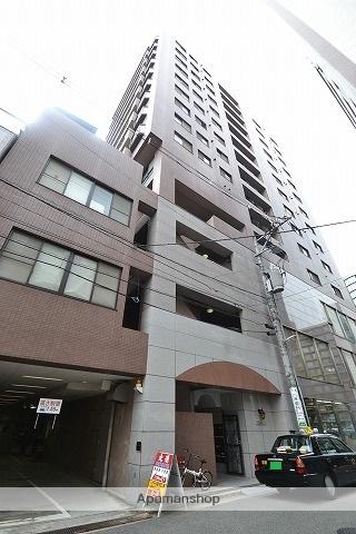 広島県広島市中区、八丁堀駅徒歩6分の築19年 14階建の賃貸マンション
